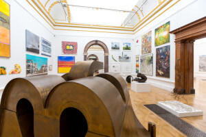 Summer Exhibition 2014 at the Royal Academy of Arts