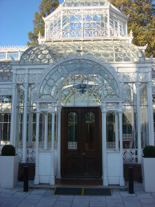 Conservatory at the Horniman