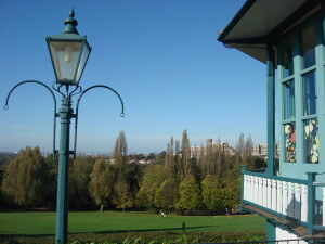 View from the Horniman