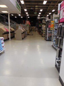 Aisle at Homebase