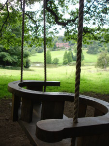 Swing at Chartwell